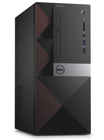 DELL Vostro 3668 MT/i5-7400/8GB/256GB SSD/Intel HD/DVD-RW/W10Pro